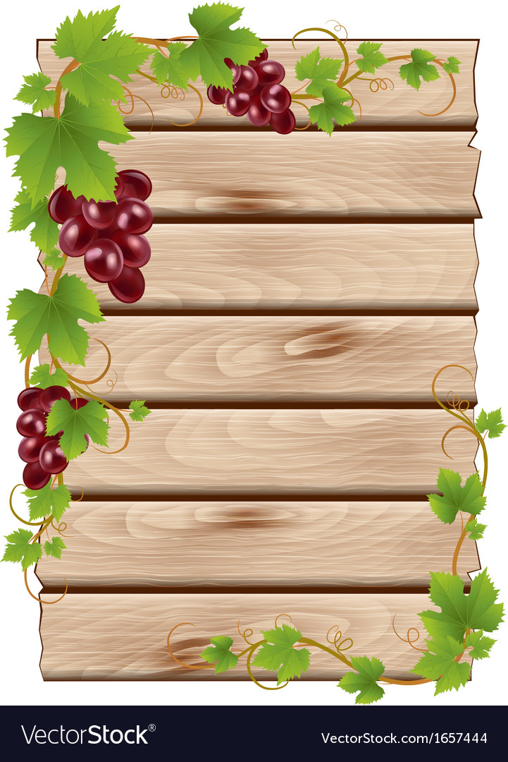 Background with grapes vector   Price: 1 Credit (USD $1)