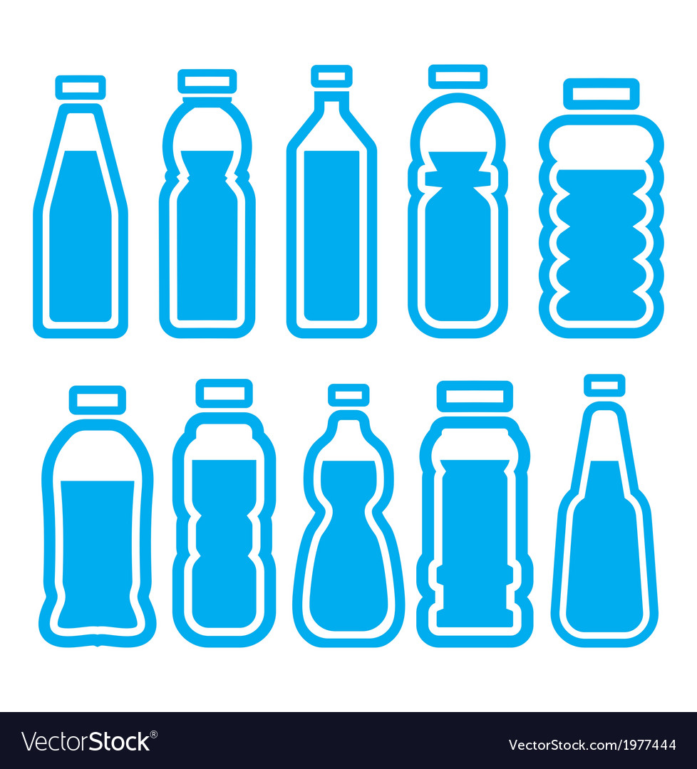 Bottles2 vector | Price: 1 Credit (USD $1)