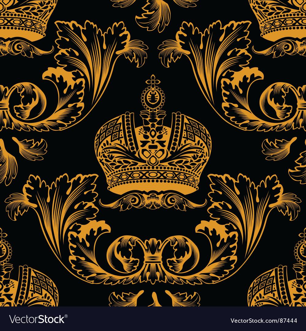 Imperial crown design vector | Price: 1 Credit (USD $1)