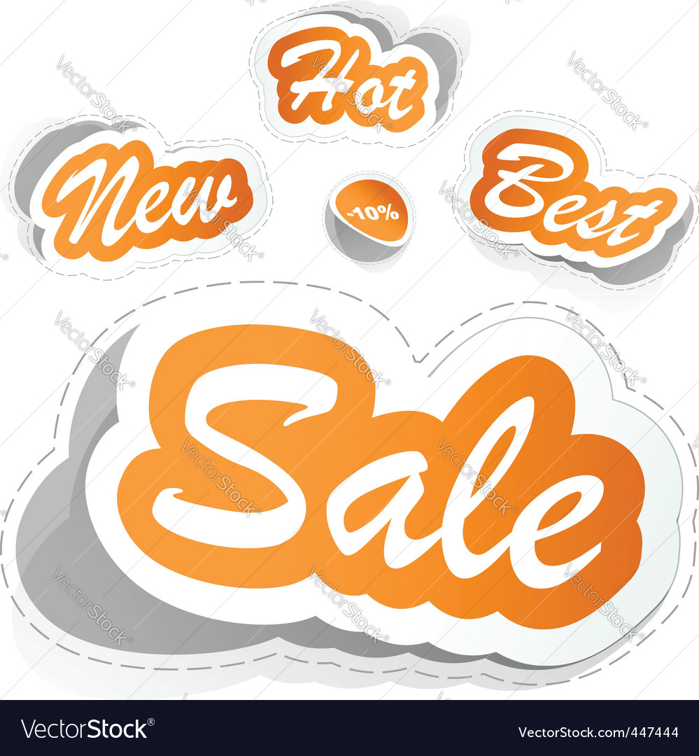 Sticker set vector   Price: 1 Credit (USD $1)