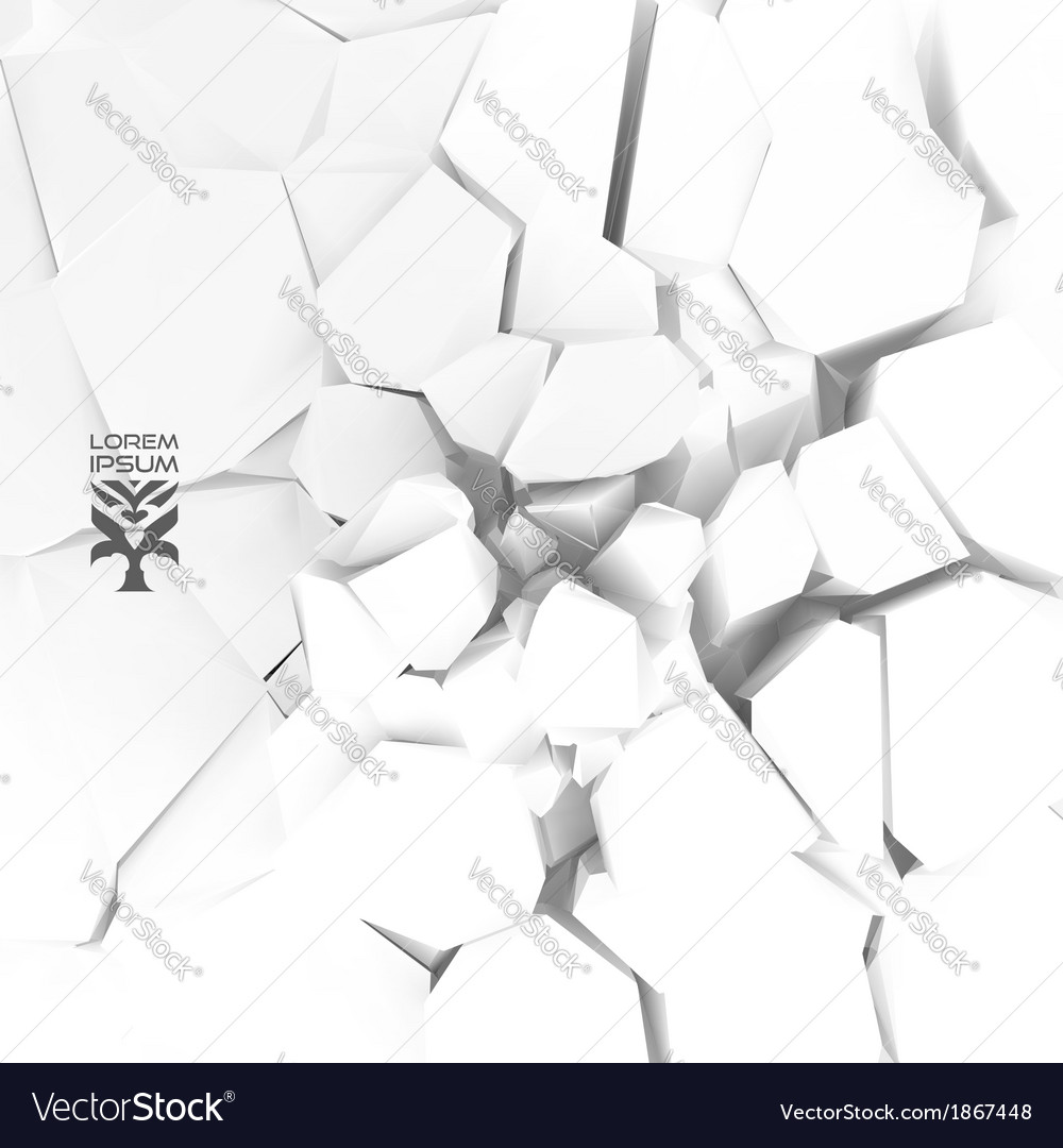 Cracked background vector | Price: 1 Credit (USD $1)