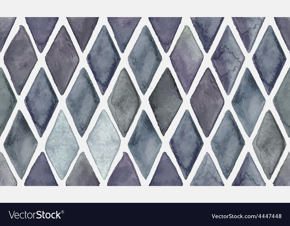 Seamless hand drawn checked pattern vector | Price: 1 Credit (USD $1)
