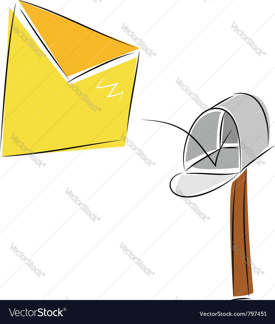 Inbox vector | Price: 1 Credit (USD $1)