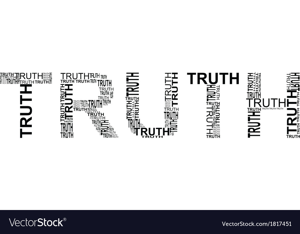 Truth vector | Price: 1 Credit (USD $1)