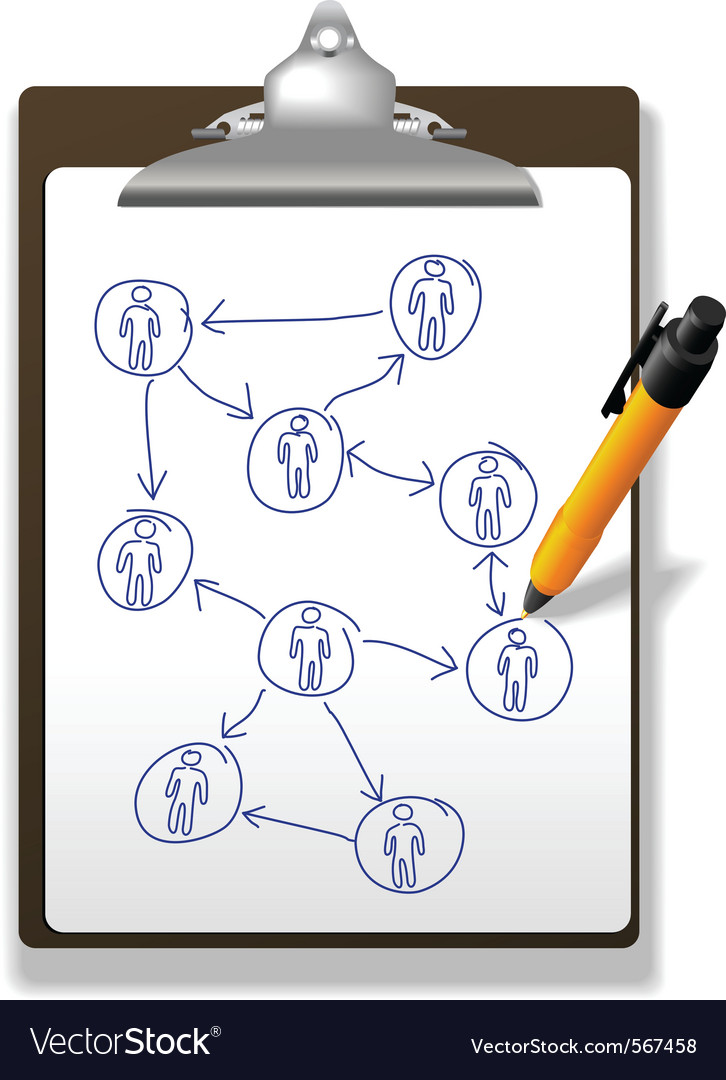 Business diagram vector | Price: 1 Credit (USD $1)