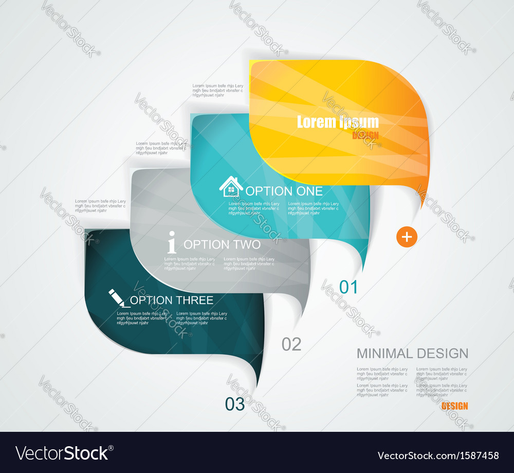 Modern infographics template style can be used for vector | Price: 1 Credit (USD $1)