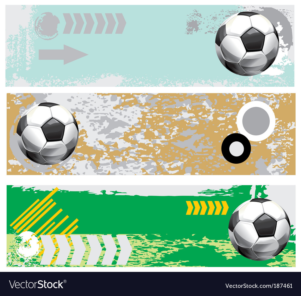 Sport banners vector | Price: 1 Credit (USD $1)