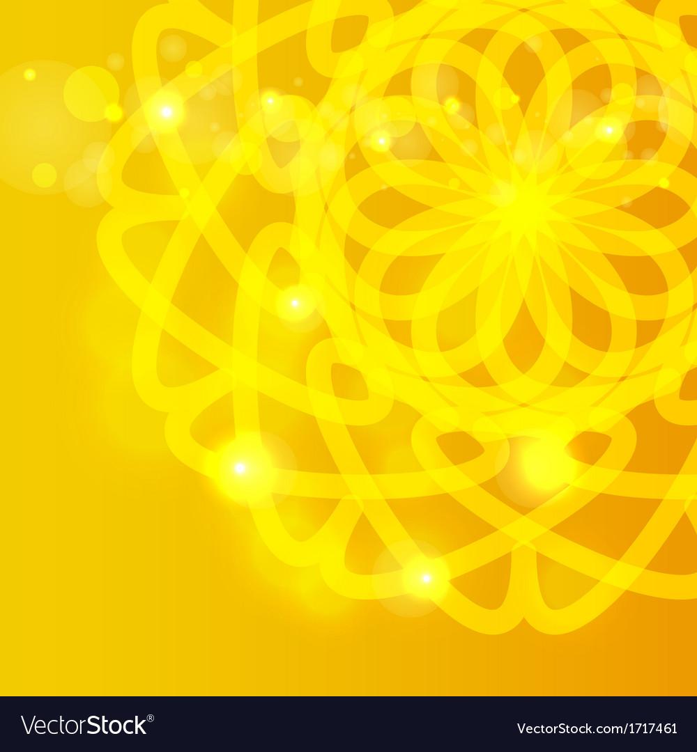 Sun ornament vector | Price: 1 Credit (USD $1)
