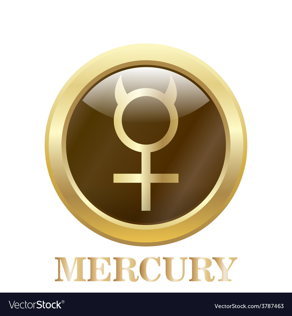 Mercury vector | Price: 1 Credit (USD $1)