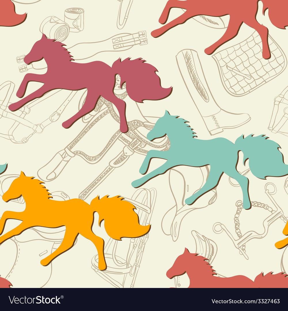 Runninghorse5 vector | Price: 1 Credit (USD $1)