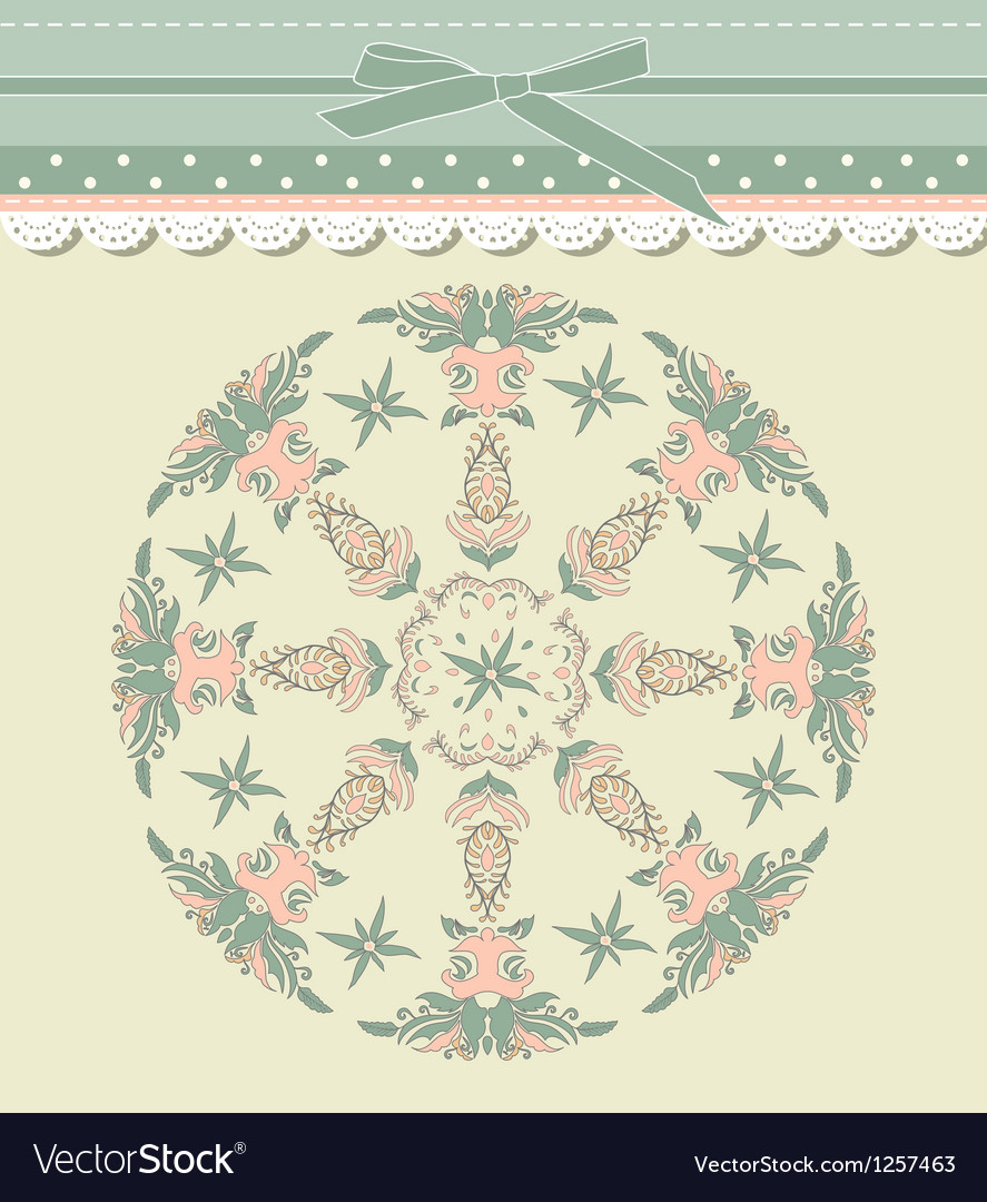 Vintage classic design element vector | Price: 1 Credit (USD $1)