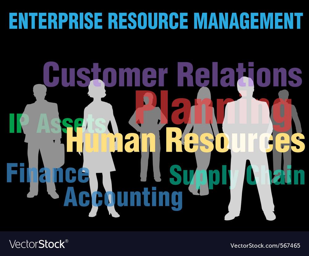Enterprise management vector   Price: 1 Credit (USD $1)