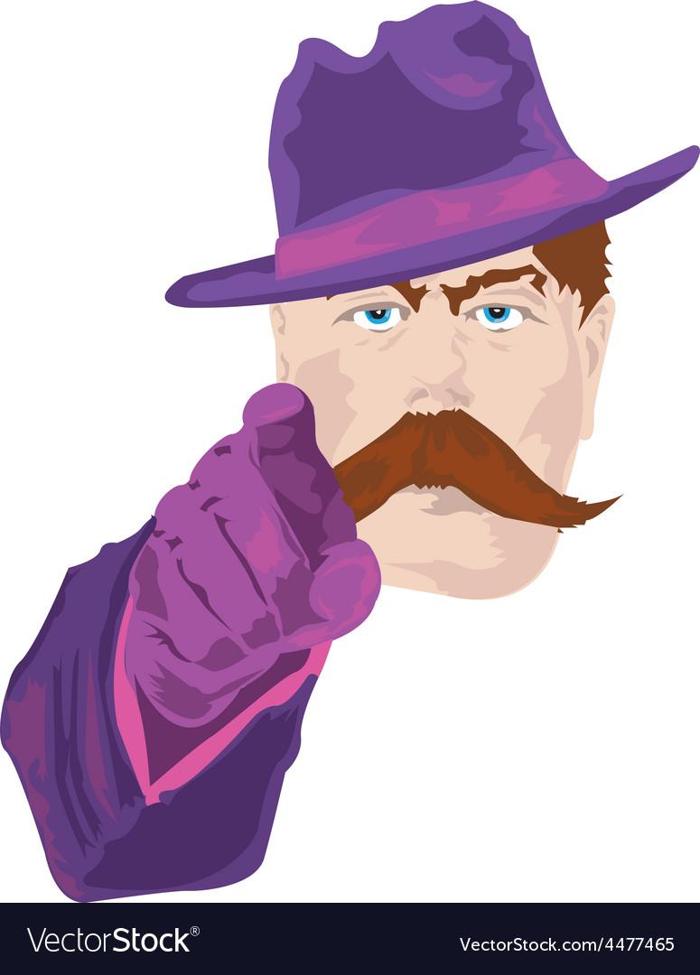 Movember vector | Price: 1 Credit (USD $1)