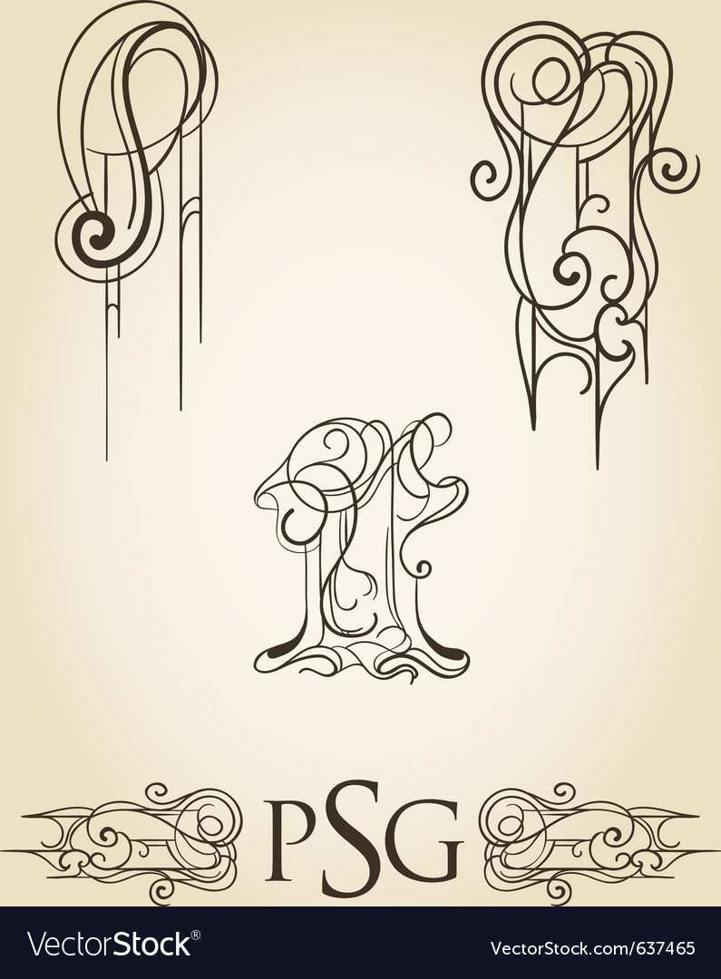 Scroll collection 2 vector   Price: 1 Credit (USD $1)