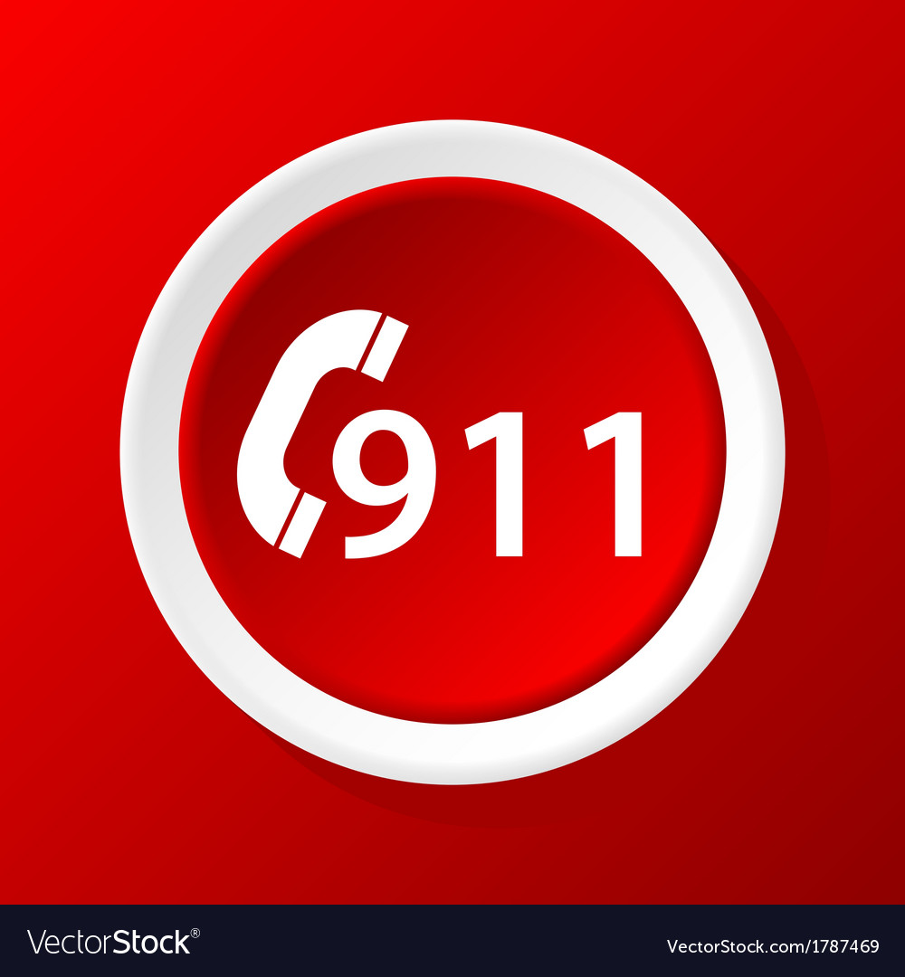 911 emergency vector | Price: 1 Credit (USD $1)