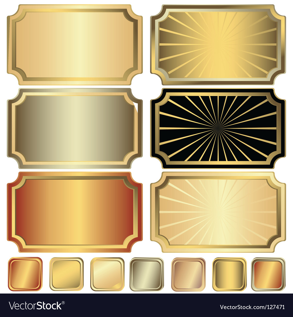Collection frame vector | Price: 1 Credit (USD $1)