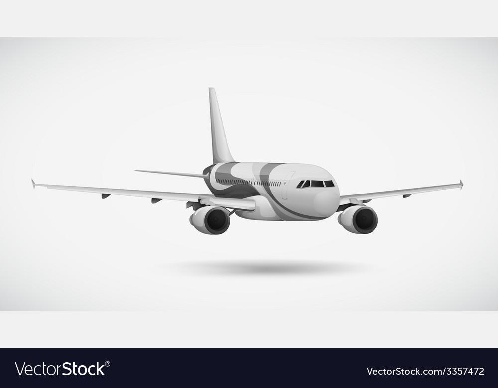 An international plane vector   Price: 1 Credit (USD $1)