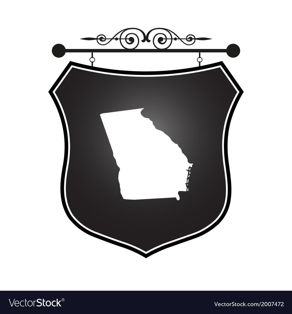 Georgia vector   Price: 1 Credit (USD $1)