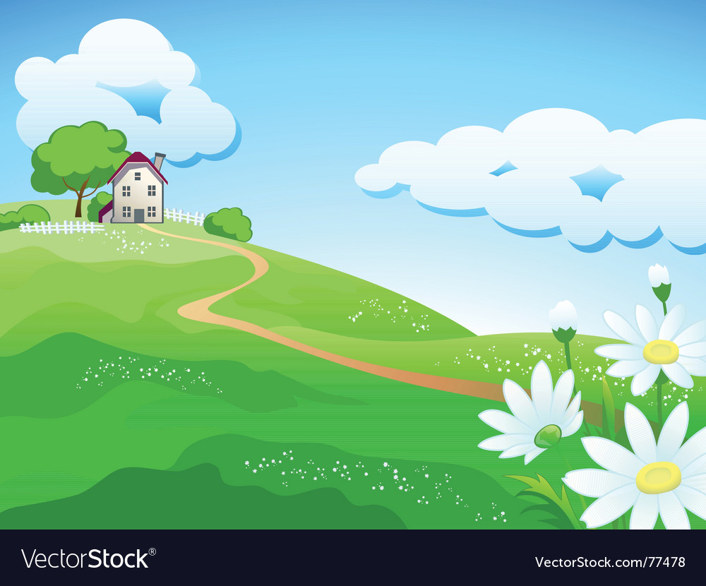 Sweat country home vector | Price: 1 Credit (USD $1)