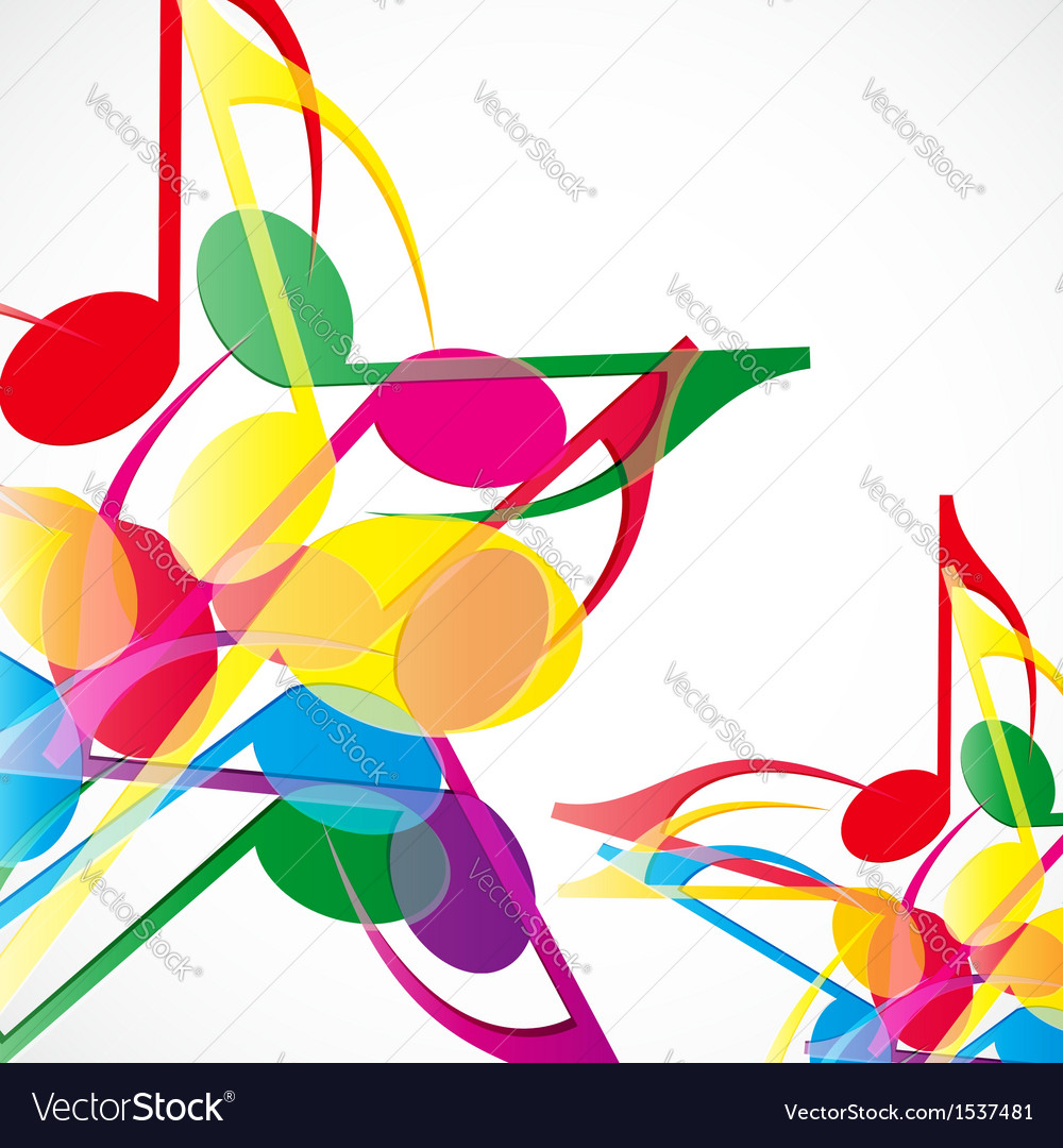 Music stars background vector | Price: 1 Credit (USD $1)