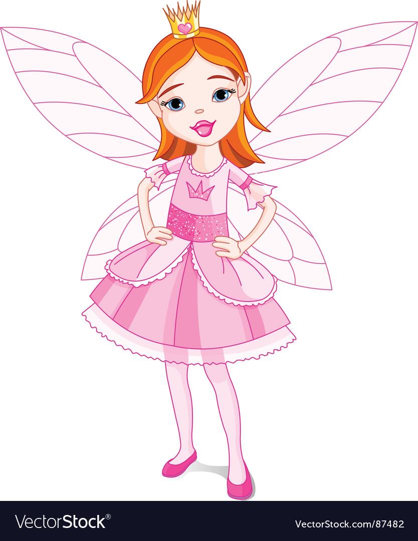 Fairy princess vector   Price: 3 Credit (USD $3)
