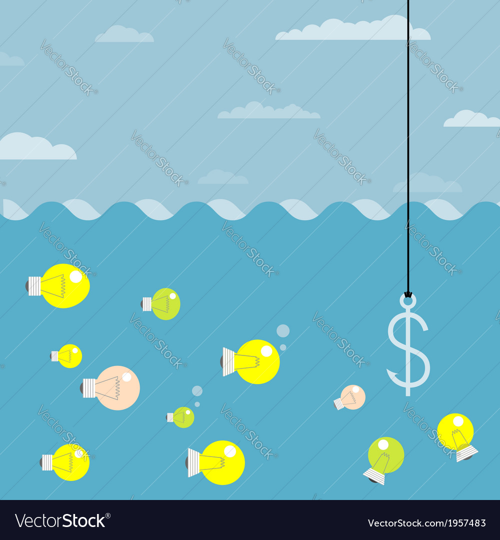 The bait vector | Price: 1 Credit (USD $1)