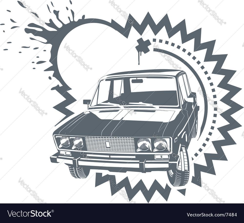 Stilling car vector   Price: 1 Credit (USD $1)