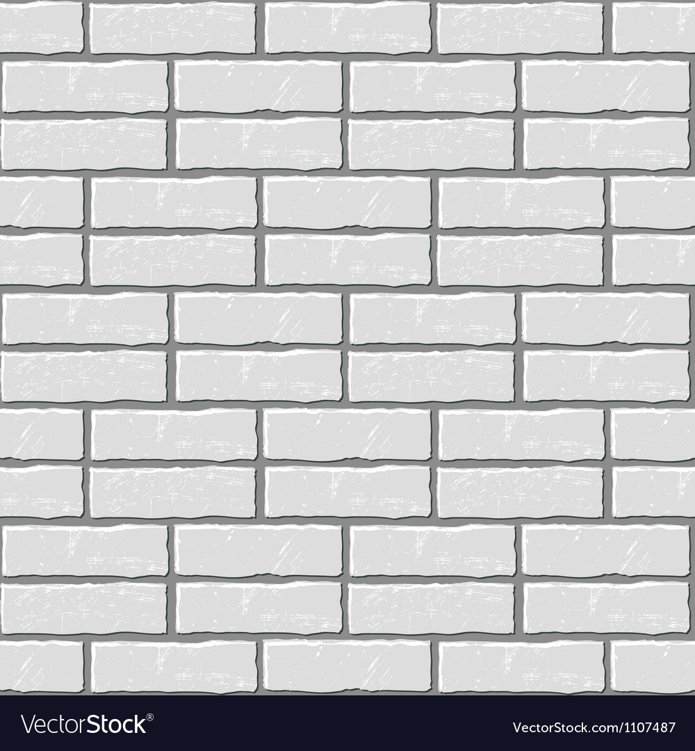Seamless background of the brick wall vector | Price: 1 Credit (USD $1)
