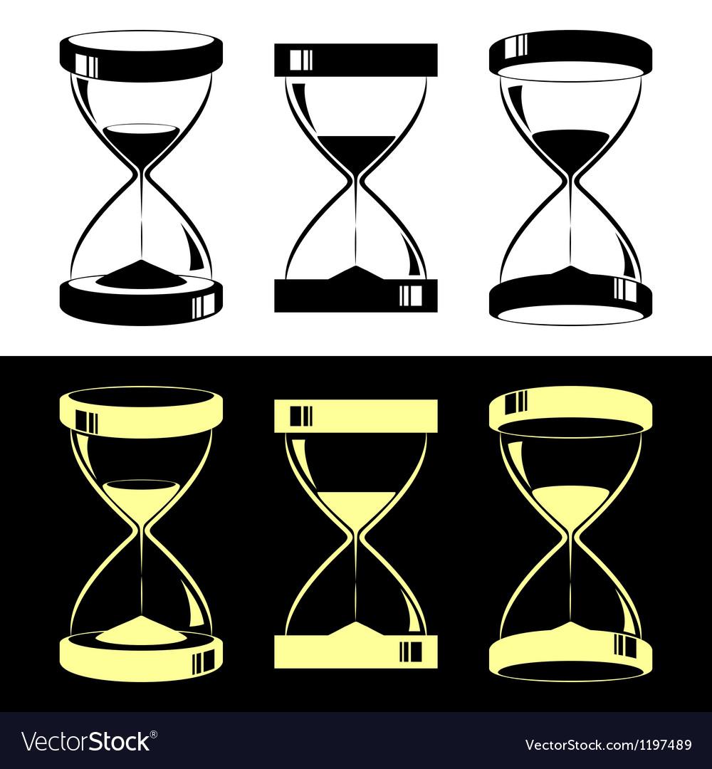 Hourglasses vector   Price: 1 Credit (USD $1)