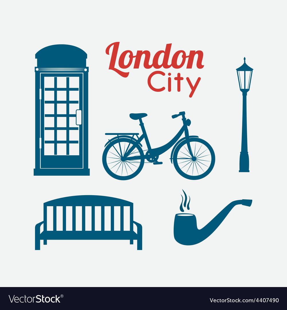 London design vector | Price: 1 Credit (USD $1)