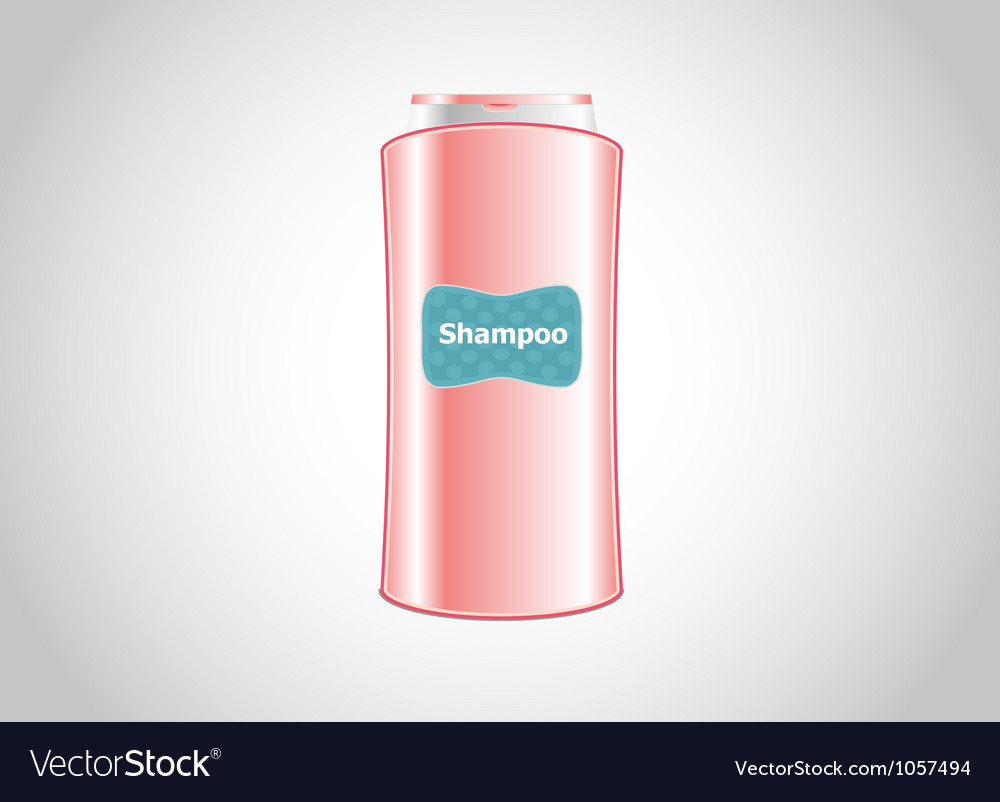 Shampoo vector | Price: 1 Credit (USD $1)