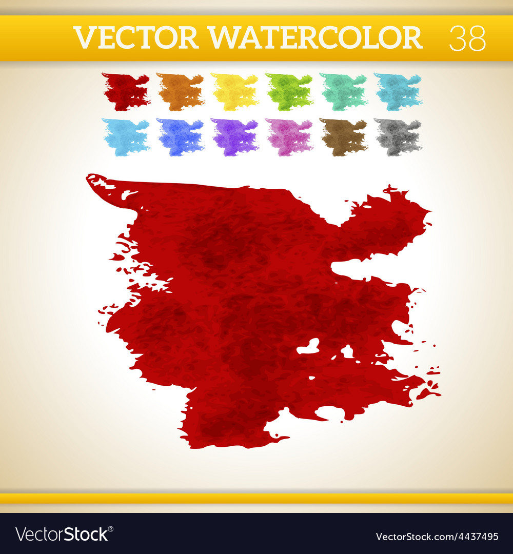Water color texture vector | Price: 1 Credit (USD $1)