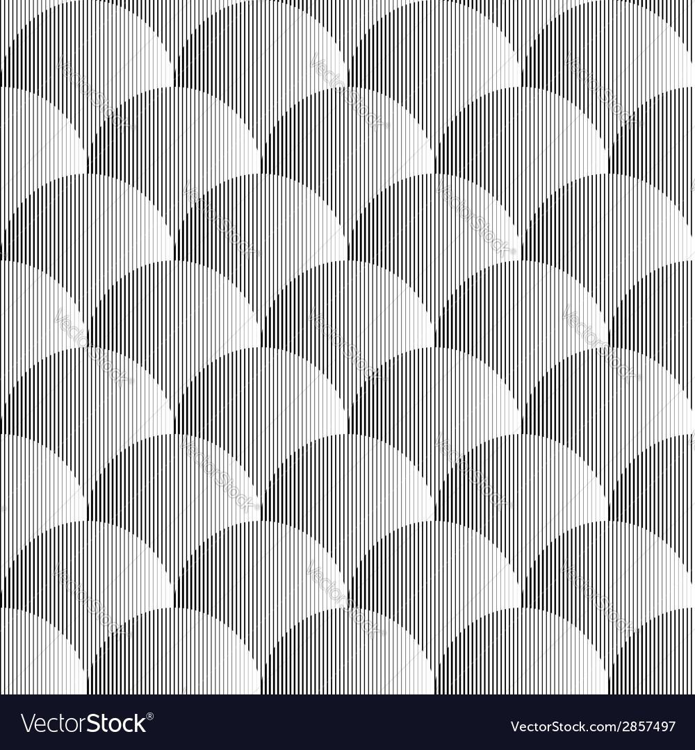 Design seamless volumetric sphere pattern vector | Price: 1 Credit (USD $1)
