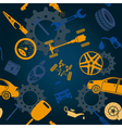 Car service and some types of transportation vector