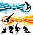 Sport graphics vector