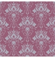 Violet vintage wallpaper vector