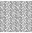 Design seamless monochrome helix vertical pattern vector