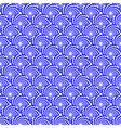Design seamless blue spiral diagonal background vector