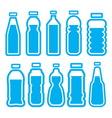 Bottles2 vector
