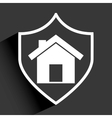 Home insurance vector