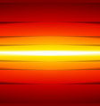 Abstract yellow orange and red rectangle shapes vector