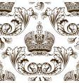 Decorative imperial design vector