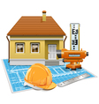 Real estate project vector