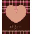 Valentine romantic heart vector