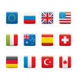 World flags vector