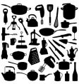 Kitchen tools vector