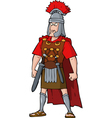 Roman officer vector