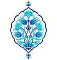 Artistic ottoman seamless pattern series sixty vector