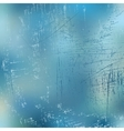 Scratched ice background vector