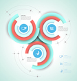Circle group template vector